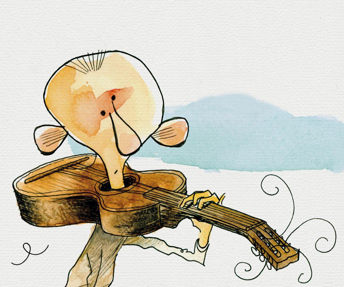 Illustration FRÉDÉRIC FROMET - ‹ ÇA FROMET EN TRIO › - frederic-fromet-caricature-3.jpg